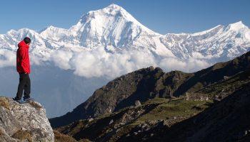 Annapurna Lakes & Glaciers