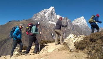 Everest Base Camp & Gokyo Lakes