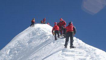 Everest B.C. & Island Peak